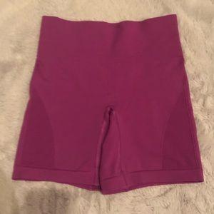 Lululemon purple shorts!